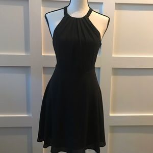 New Express Black Party Dress